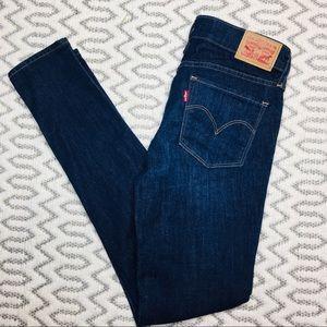 Levi's 711 Skinny Jeans size 27